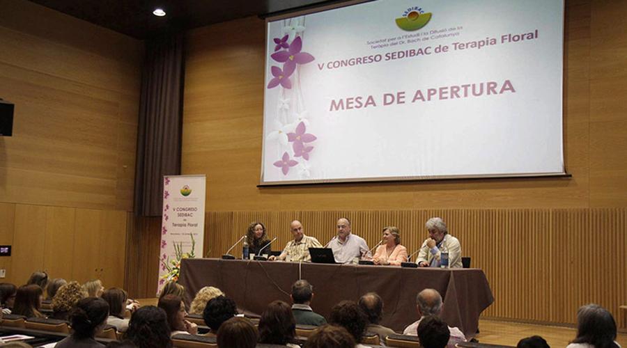 V Congreso Sedibac de Terapia Floral