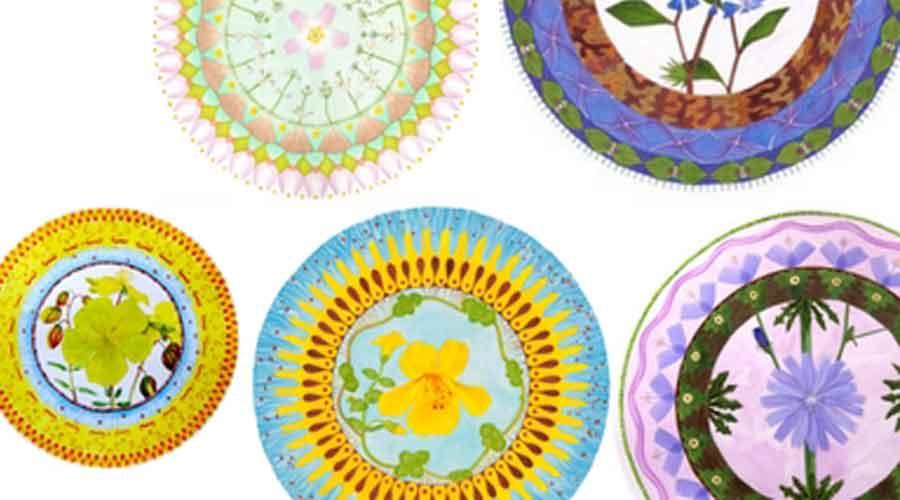 Mandalas y Flores de Bach: El encuentro entre Jung y E. Bach